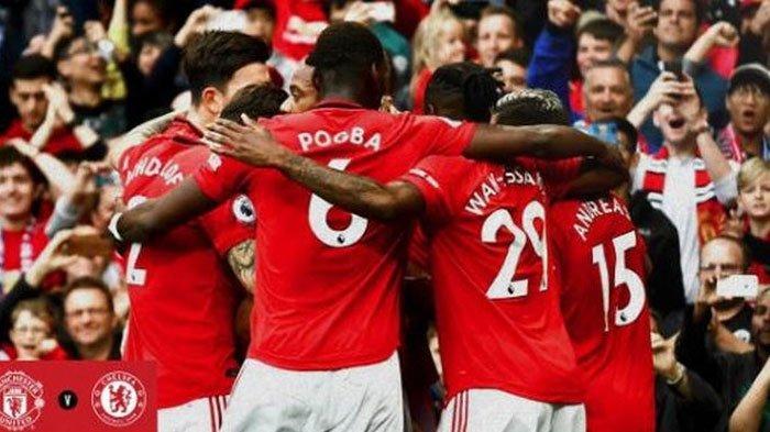 Manchester United Pastikan 29 Pemain untuk Lakoni Lanjutan Liga Inggris, Ada Nama Pogba dan De Gea