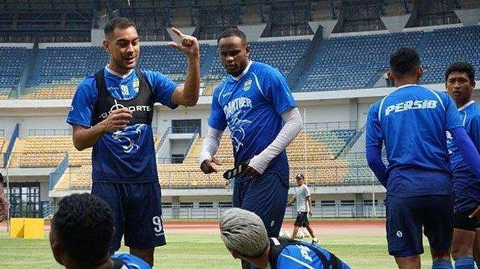 Daftar Pemain Persib di Liga 1 2020, Dua Rekrutan Anyar Datang, Maung Bandung Miliki 31 Pemain