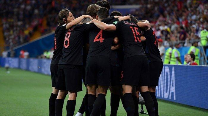 Punya 8 Mesin Gol, Inilah 8 Catatan Menarik Timnas Kroasia Jelang Semifinal Piala Dunia 2018