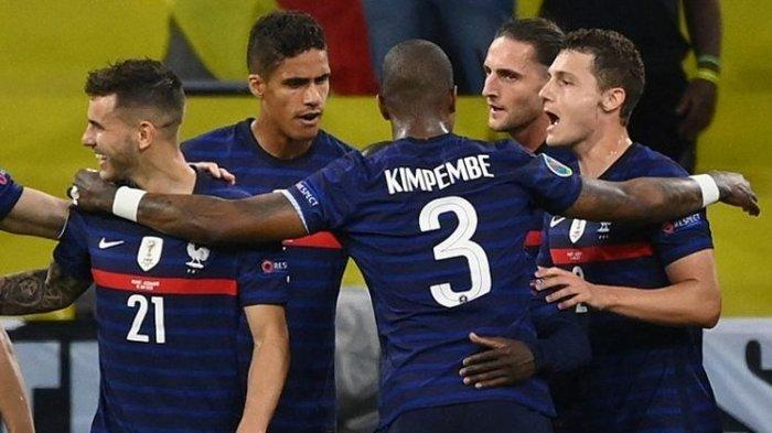 Hasil Prancis Vs Jerman di Euro 2020,  Les Bleus Taklukkan Der Panzer