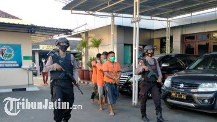 Dua Pengedar Sabu Asal Sampang Diringkus Satresnarkoba Polres Pamekasan, 50,59 Gram Sabu Diamankan