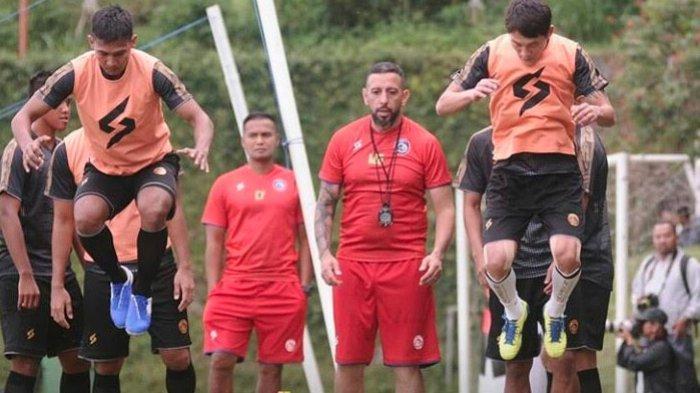Tren Bursa Transfer Pemain Lokal Lewat Agen, Manajemen Arema FC Akui Tak Ribet dan Terbantu: Beres