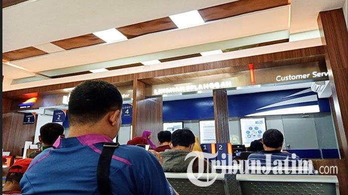Tiket KA Lebaran dari Stasiun Malang Telah Terjual 50 Persen