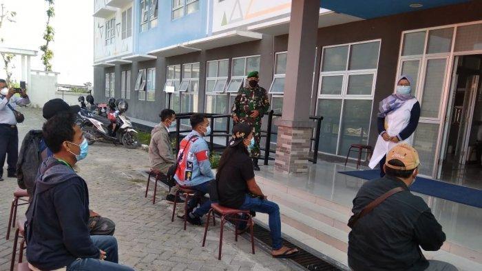 Kurun Waktu 3 Bulan, 341 PMI Asal Lamongan Pulang Kampung, 10 Orang Terkonfirmasi Positif