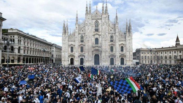 Ironi Kemeriahan di Kota Milan dan Manchester, Pesta Sesungguhnya Vs 'Pesta Abal-abal'