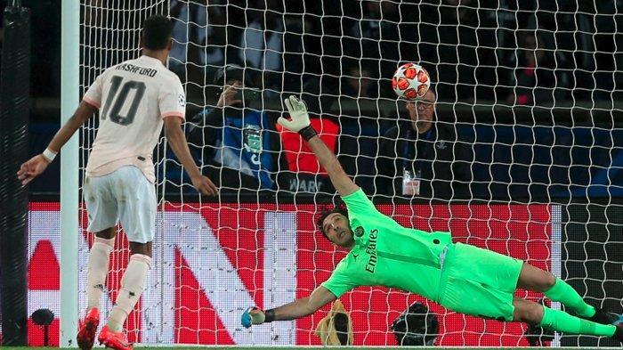 Juventus Menang, Gianluigi Buffon Toreh Tinta Emas di Karier Profesional: Catat Penampilan ke-1.100