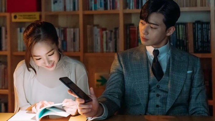 Download 'What's Wrong with Secretary Kim' Sub Indo (1-16), Drakor Park Seo Joon dan Park Min Young