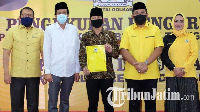 Partai Golkar Gelar Deklarasi Dukungan untuk Mas Ipin-Syah di Pilkada Trenggalek 2020