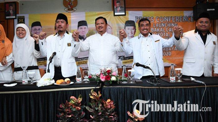 Sudah Sodorkan Dua Nama Kandidat Wakil Wali Kota, PKS Surabaya Terima Apapun Pilihan Machfud Arifin