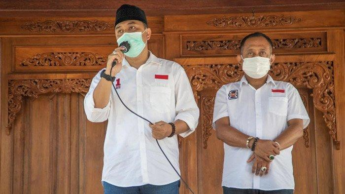 MK Tolak Gugatan MA-Mujiaman, PDIP: Eri-Armuji Sah Pimpin Surabaya