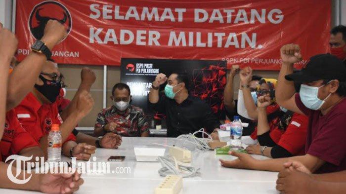 MA-Mujiaman Bawa Hasil Pilkada Surabaya 2020 ke MK, Begini Sikap Eri-Armuji