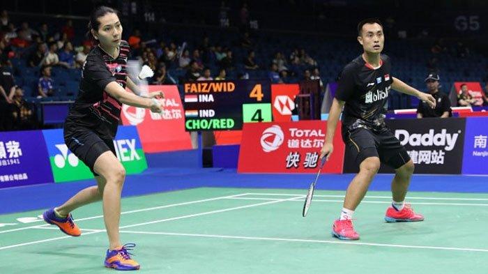 Kalahkan Wakil Taiwan, Hafiz/Gloria Berhasil Lolos ke Babak Kedua Korea Open 2018