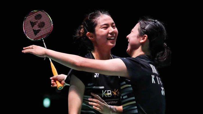 Keriuhan Penonton Istora Sulitkan Kim/Kong, Greysia/Apriyani Lolos ke Final Indonesia Masters 2020
