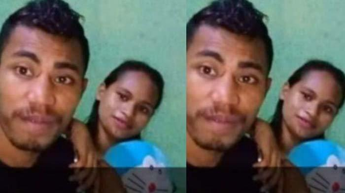 Pasangan kekasih Teofilius Lau Ura Dari dan Selfi Lio, korban kecelakaan Sriwijaya Air SJ 182 yang tidak terdaftar dalam manifest penumpang karena menggunakan KTP orang lain.