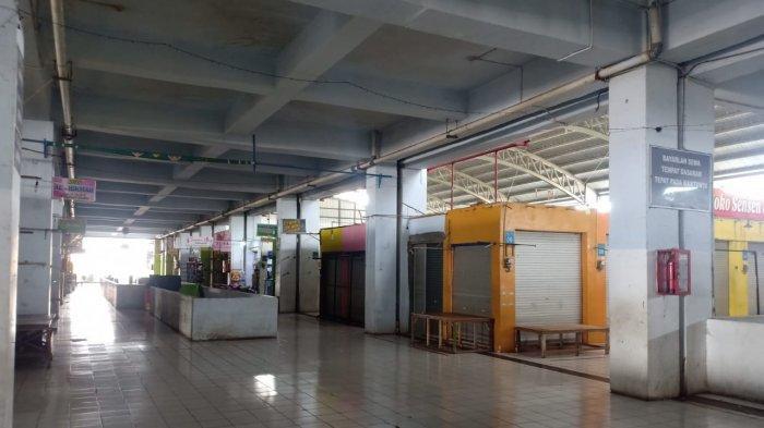 Beredar Kabar Lima Pedagang Pasar Besar Madiun Meninggal Dunia, Pasar Mendadak Sepi