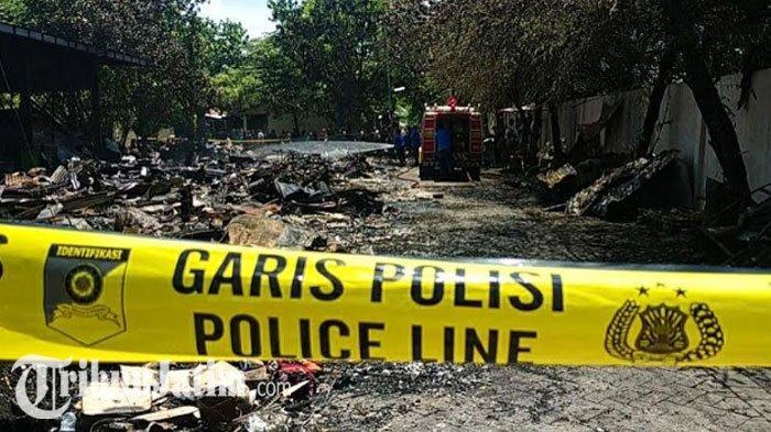 Dewan Desak Gerak Cepat Atasi KebakaranPasar Karangketug,Pemkot Pasuruan Siapkan Tenda Darurat