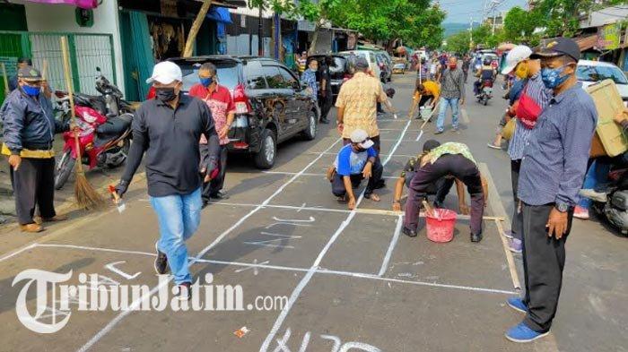 NEWS VIDEO: PSBB Malang Raya, Lapak di Pasar Kebalen Disekat, Penerapan Ganjil Genap Tak Pakai Nomor