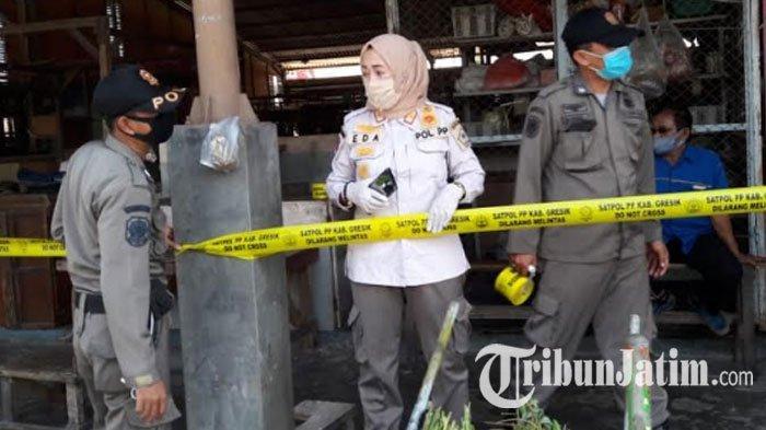 NEWS VIDEO - 10 Orang di Pasar Krempyeng Gresik Positif Covid-19, Pedagang Pilu: Tiba-tiba Ditutup