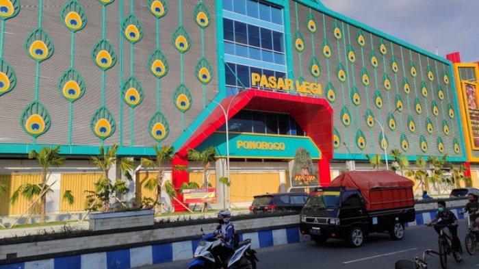 Sebelum Pindahan, Bupati Sugiri Ingin Tahu Detail Pembagian Lapak Pasar Legi Ponorogo