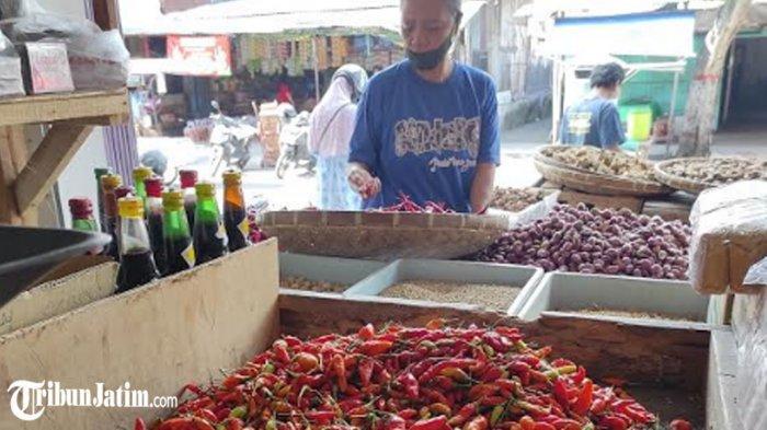 Jelang Ramadhan 2021, Harga Cabai Rawit di Kota Blitar Mulai Turun, Sekarang Rp 85 Ribu/Kg