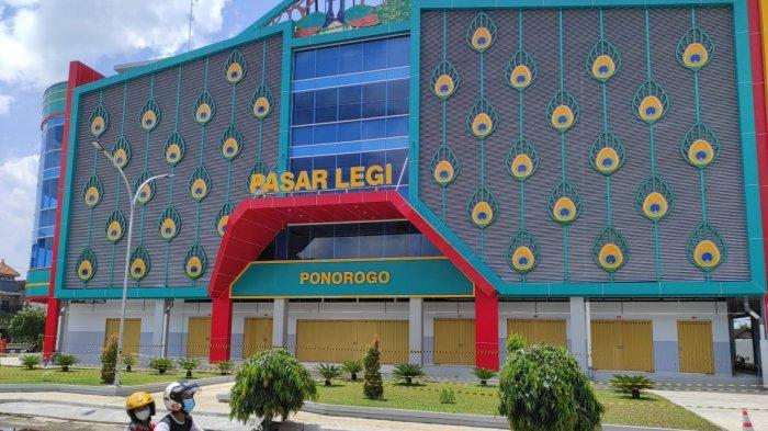 Pembagian Kunci dan Lapak Pasar Legi Ponorogo Dihentikan, Pedagang Minta Zonasi Ditata Ulang