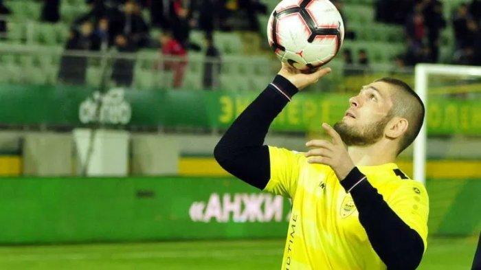 Kisah Khabib Nurmagomedov Bercita-cita Jadi Pemain Bola, Ingin Gabung Klub Raksasa Spanyol
