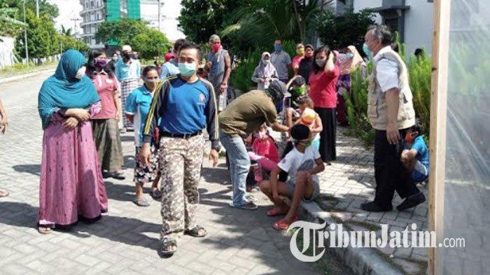 Puluhan Pasien Covid-19 Rusunawa IAIN Tulungagung Dongkol Dijemput Paksa, Tak Pernah Lihat Hasil Tes