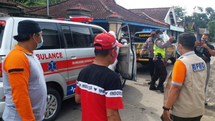 Pasien Terkonfirmasi Covid-19 di Tulungagung Lawan Petugas Pakai Linggis, Kabur dan Berkeliaran