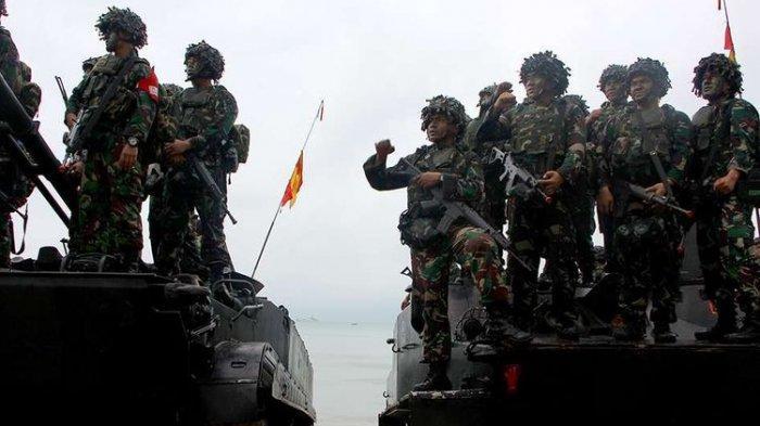 Jarang Diketahui, Pelawak 'Gemulai' Ini Dulu Prajurit Marinir, Pernah Ikut Operasi di Irian Barat