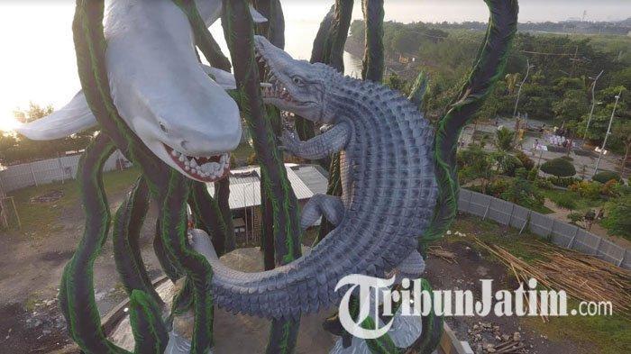 Sulap Jadi Kawasan Terintegrasi, Pemkot Bakal Bangun Jembatan Penghubung SIB-Taman Suroboyo