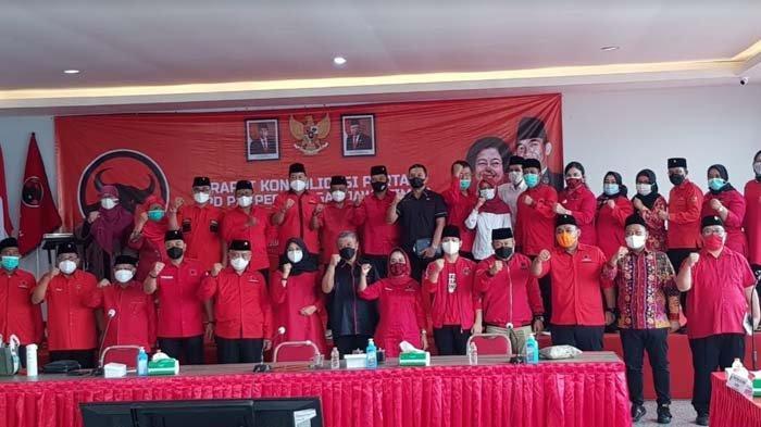 PDIP Kumpulkan 11 Kepala Daerah Terpilih Jatim, Gelar Rapat Konsolidasi, Jalankan Amanah Partai