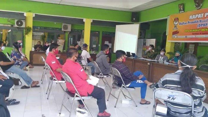 Kawal Rapat Pleno Data Pemilih KPU, PDI Perjuangan Siap Memenangkan Pilkada Surabaya 2020