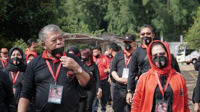 Wujud Gerakan Politik Hijau, PDIP Jatim Ikut Tanam Pohon dan Bersih Sungai