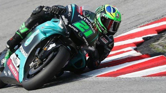 MotoGP 2020 Ditunda, Franco Morbidelli Ungkap Kegiatannya selama Menjalani Karantina di Rumah