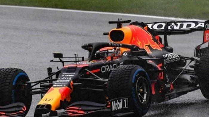 F1 GP Belgia 2021 Diwarnai Cuaca Buruk, Balapan Digelar 2 Lap, Max Verstappen Juara