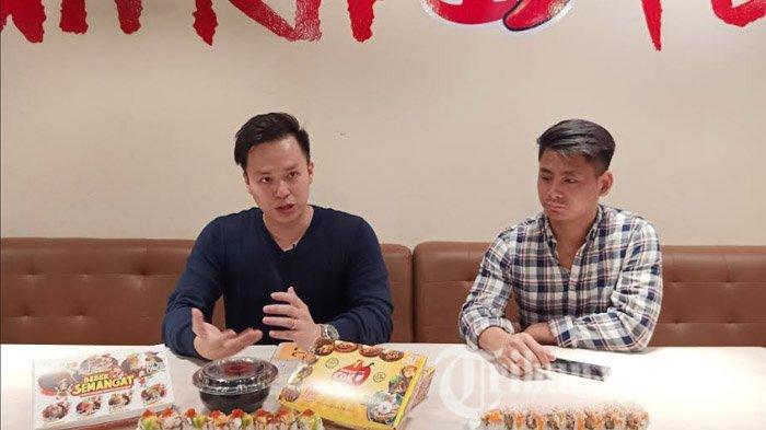Julius Komang Bagikan Ilmu Sukses Bisnis Kuliner Melalui Progam The Six Months Challenge di Surabaya