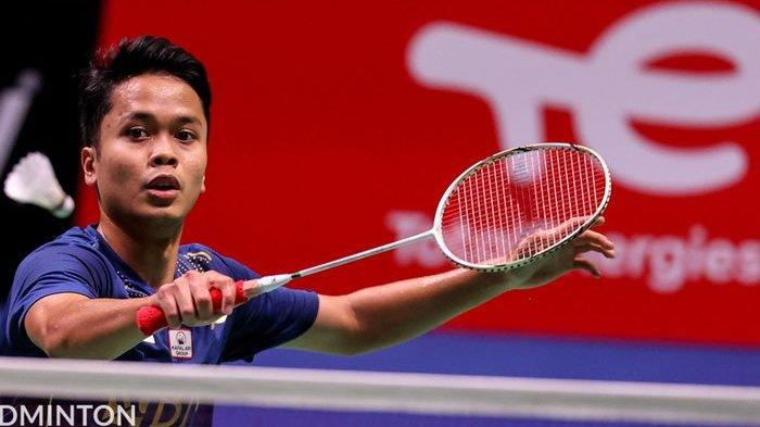 Hasil Piala Sudirman 2021: Sektor Putra Memble, Indonesia Ditekuk Malaysia, Tim Garuda Tersingkir