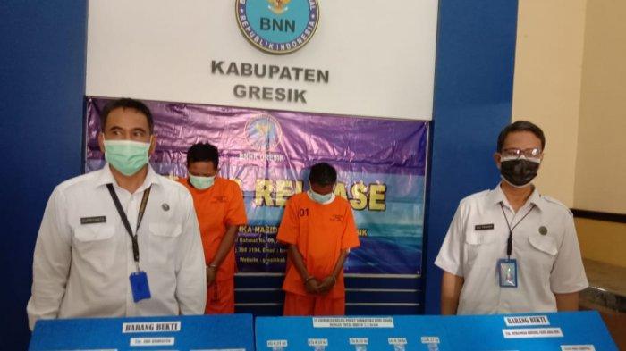 Pedagang Ayam di Gresik Nyambi Jualan Sabu Akibat Pandemi Covid-19