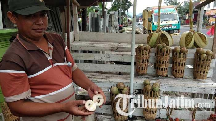 Manicu Jadi Berkah Pedagang Buah Dadakan di Lumajang, Pembeli Rata-rata dari Luar Kota