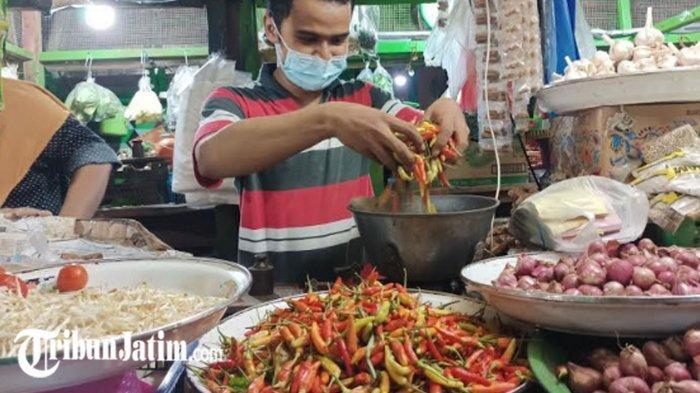 Faktor Cuaca Bikin Harga Cabai Rawit Mahal, Begini Solusi Disdag Surabaya untuk Kebutuhan Keluarga