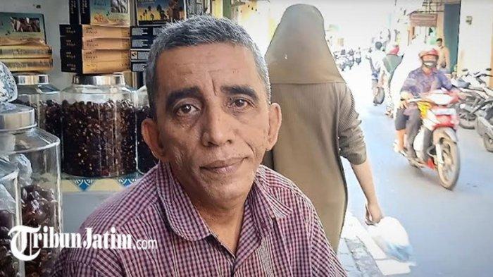 Nasib Pedagang di Kawasan Sunan Ampel Surabaya Saat PPKM Darurat, Sudah Rugi, Kena Denda Rp 500 Ribu