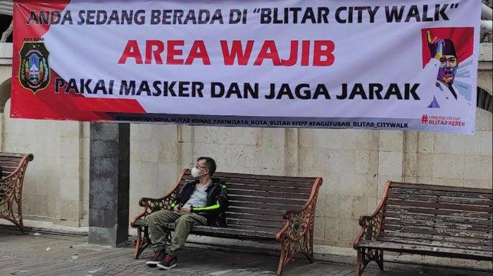 Uji Coba Pembukaan Makam Bung Karno Kota Blitar, Pelaku Wisata Komitmen Ikut Awasi Prokes Pengunjung