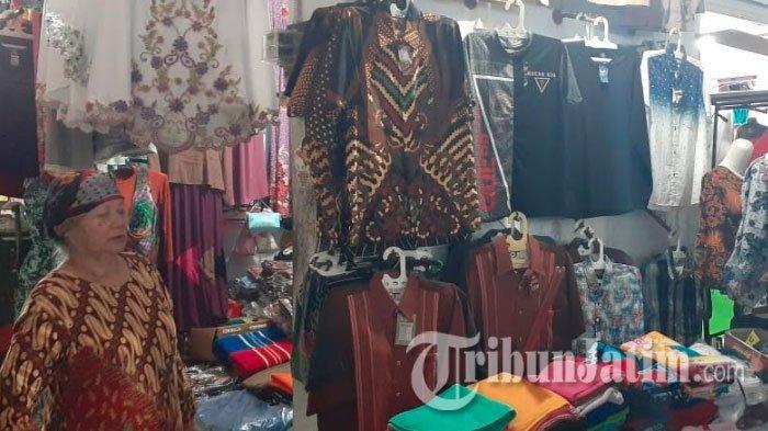 Wanita Muda Curi Baju Pedagang Pasar Besar Madiun,Saat Pelaku Ditangkap SosoknyaTak Terduga