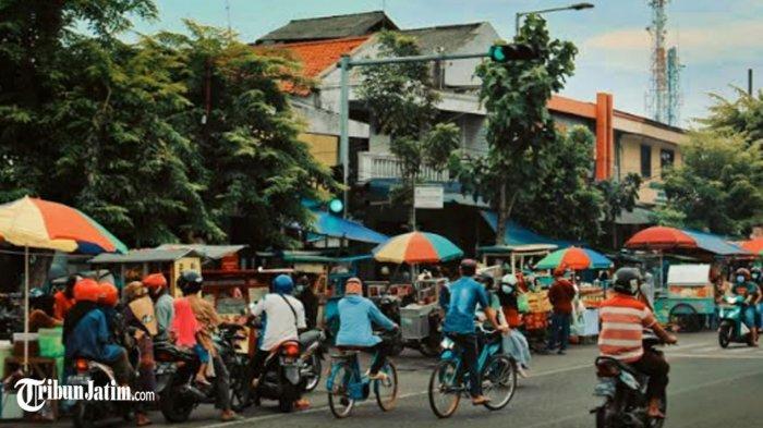 Pedagang Takjil Dadakan Mulai Bermunculan di Surabaya, Ramadan 2021 Jadi Momen Menambah Rezeki