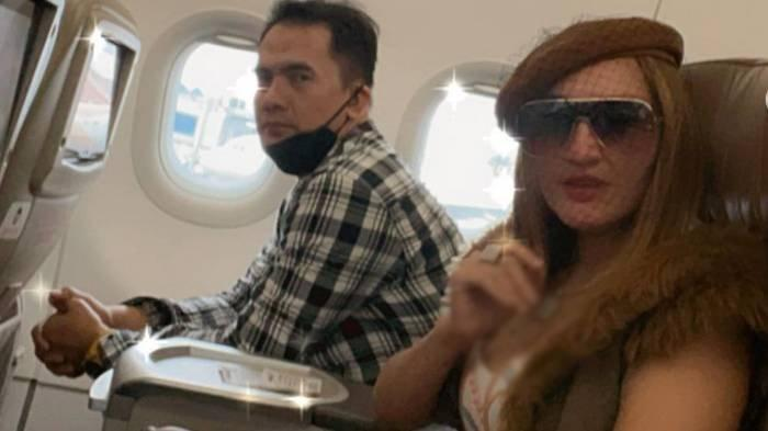 Penolakan Saipul Jamil Tampil di TV, Indah Sari Bela Kekasih: Job-job Berdatangan dan Padet Banget