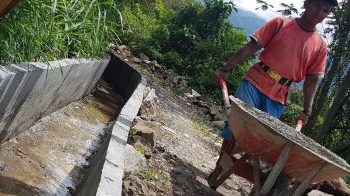 Sambut Musim Hujan, Puluhan Kilometer Saluran irigasi di Magetan di Rehabilitasi