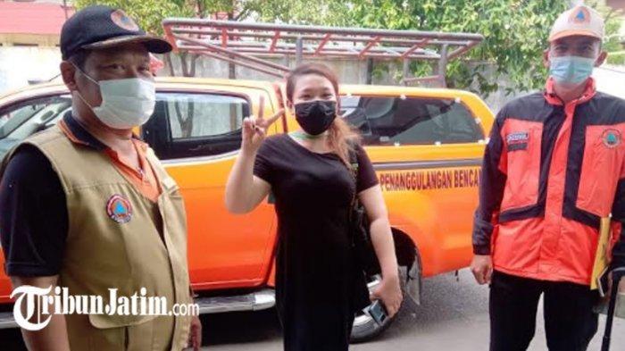 Pulang ke Kota Kediri, Pekerja Migran dari Singapura Diisolasi di Kantor Kelurahan Singonegaran