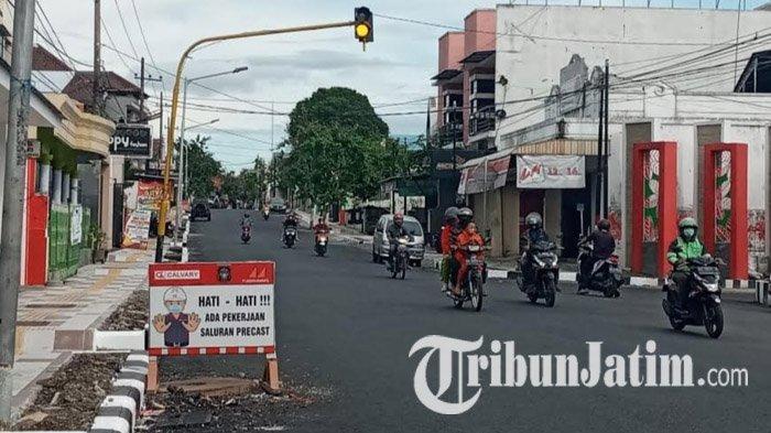 Sejumlah Pekerjaan Fisik Senilai Rp 16 M di Kota Blitar Selesai Jelang Akhir Tahun 2020