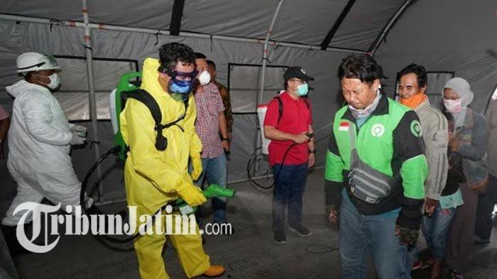 Pelabuhan Ketapang Bakal Ditutup 3 Hari, Penumpang Wajib Lalui 'Terowongan' Disinfeksi Covid-19