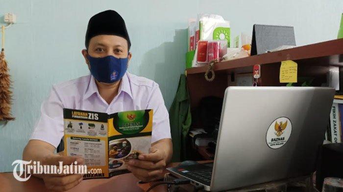 Baznas Kota Malang Akan Beri Beasiswa Bagi Anak yang Ortunya Meninggal Karena Covid